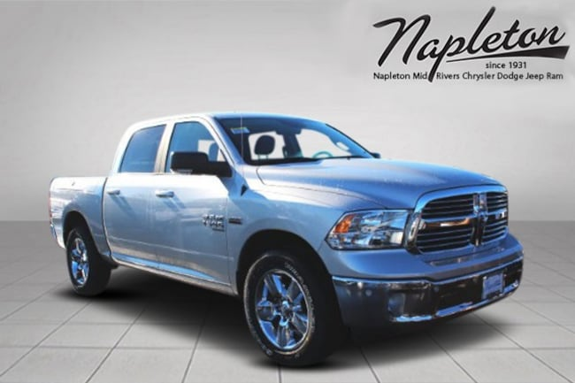 2019 Ram 1500 CLASSIC BIG HORN CREW CAB 4X4 5'7 BOX Crew Cab in St. Peters MO