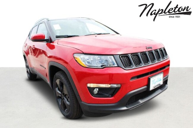 2019 Jeep Compass ALTITUDE FWD Sport Utility in St. Peters MO