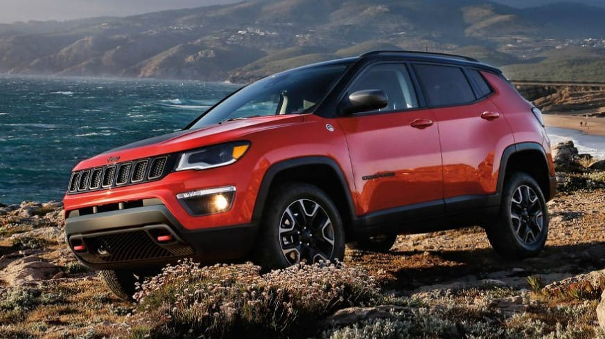 2020 Jeep Compass St. Peters