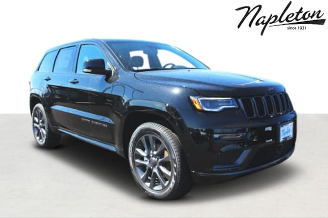 2019 Jeep Grand Cherokee HIGH ALTITUDE 4X4 Sport Utility in St. Peters MO