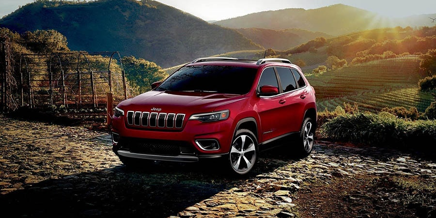 Find Jeep Cherokee listings in your area