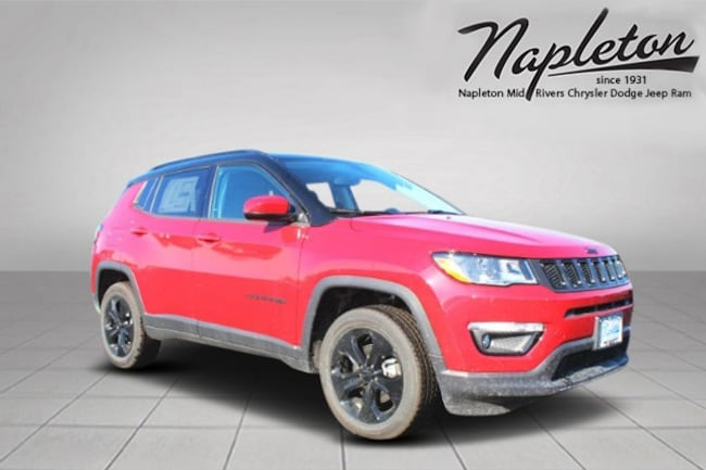 2019 Jeep Compass ALTITUDE 4X4 Sport Utility in St. Peters MO