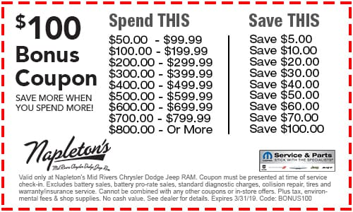 *Coupon prices are only given with printed coupons