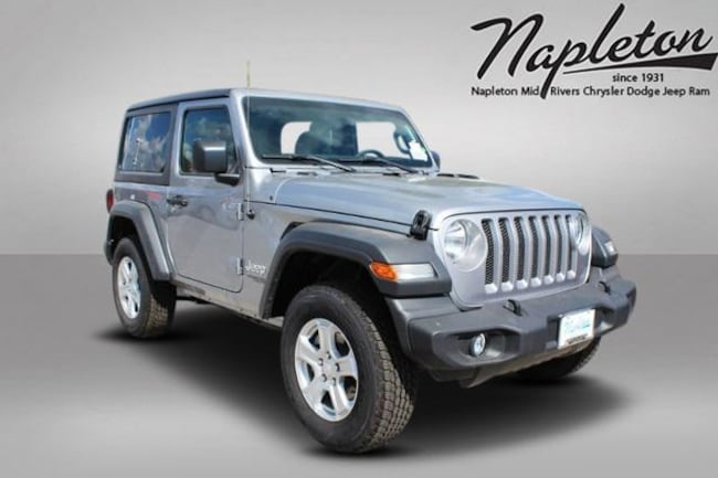 2018 Jeep Wrangler SPORT S 4X4 Sport Utility in St. Peters MO