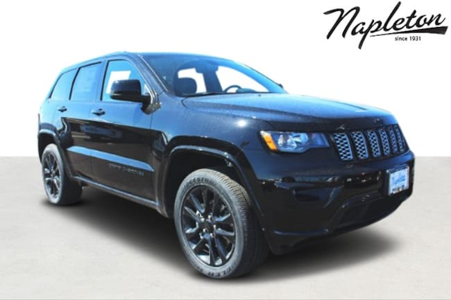 2019 Jeep Grand Cherokee ALTITUDE 4X4 Sport Utility in St. Peters MO