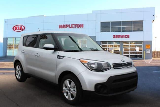 2019 Kia Soul Base Hatchback in St. Peters, MO