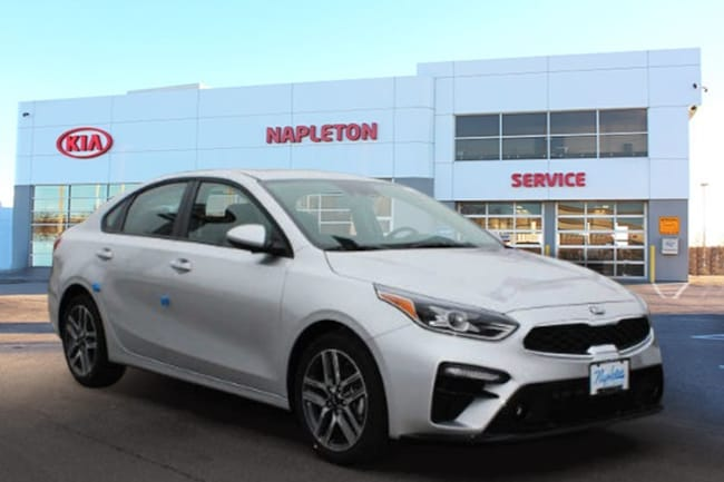 2019 Kia Forte S Sedan in St. Peters, MO