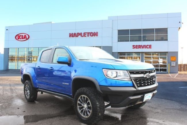 2018 Chevrolet Colorado ZR2 Truck Crew Cab in St. Peters MO