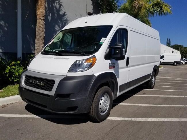 2019 Ram ProMaster 2500 CARGO VAN HIGH ROOF 159 WB Cargo Van in Lake Park, FL