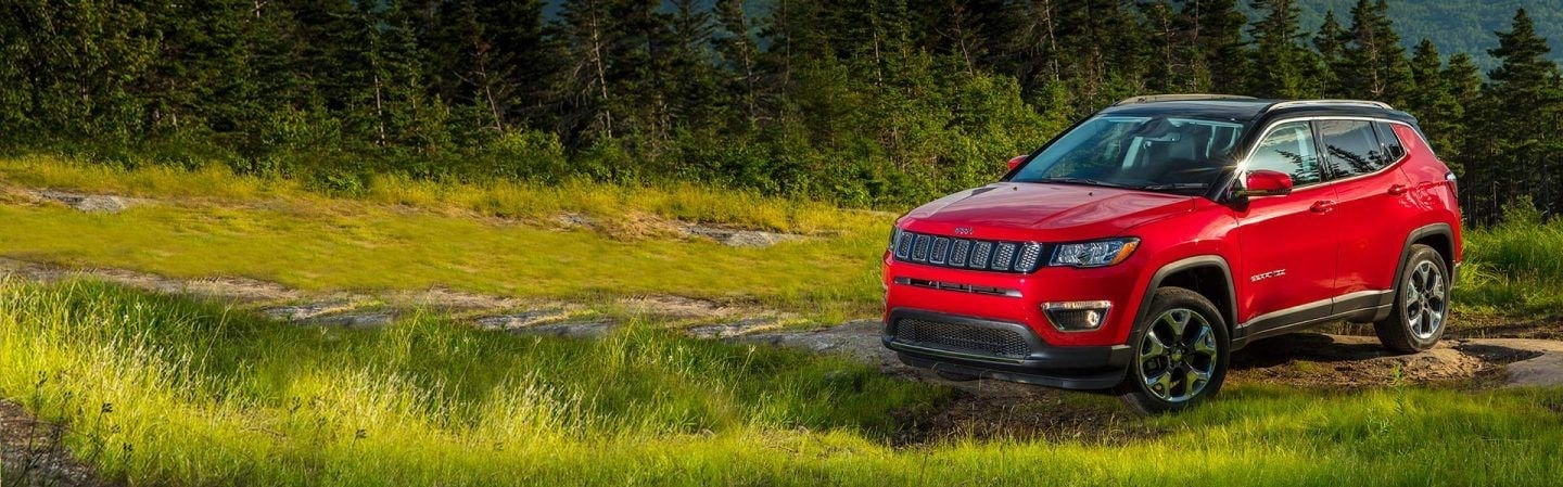 Jeep Compass Transmission
