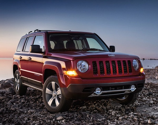 West Palm beach Jeep Patriot