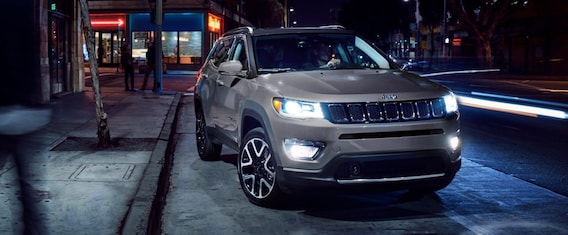 New Jeep Compass Lease Jeep Compass West Palm Beach