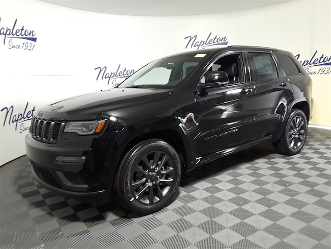 2019 Jeep Grand Cherokee HIGH ALTITUDE 4X2 Sport Utility in Lake Park, FL
