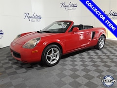 2000 Toyota MR2 Spyder Base Convertible
