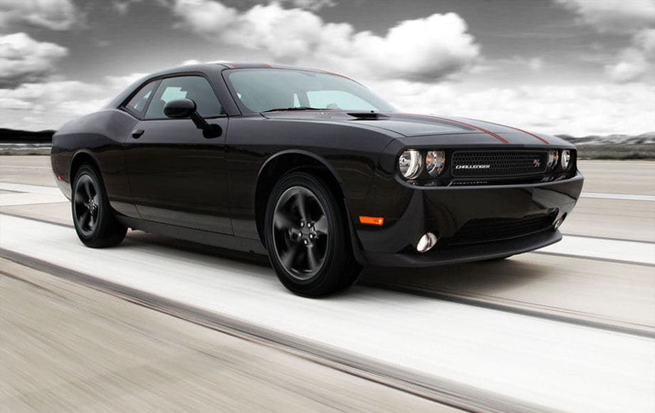 Challenger lease specials