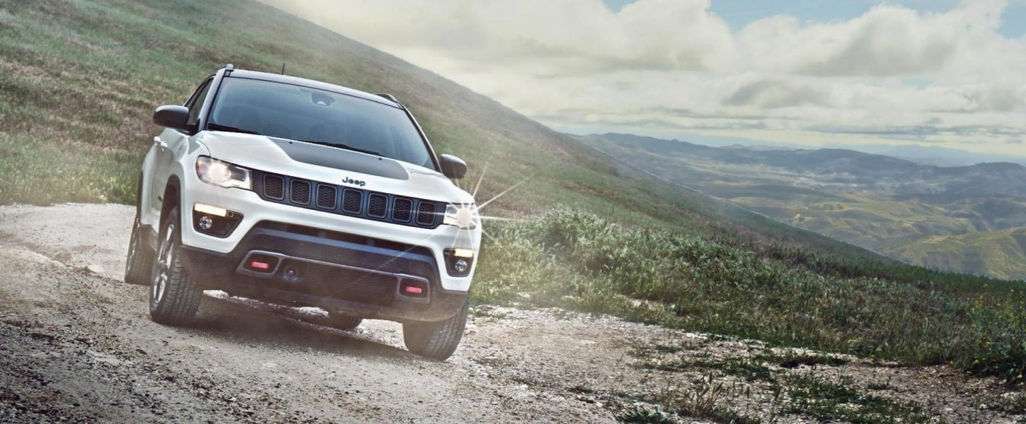 Jeep Compass safe