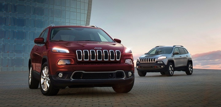 Jeep Cherokee West Palm Beach dealership