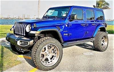 custom jeeps West Palm Beach