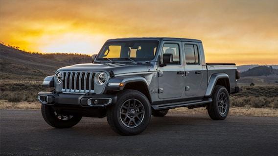 Jeep Gladiator For Sale Near West Palm Beach