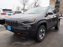 New 2019 Jeep Cherokee TRAILHAWK 4X4 Sport Utility for sale in Chicago