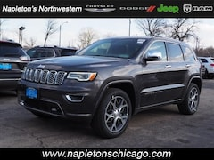 New 2019 Jeep Grand Cherokee OVERLAND 4X4 Sport Utility for sale in Chicago