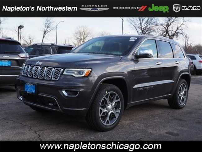 2019 Jeep Grand Cherokee OVERLAND 4X4 Sport Utility Chicago