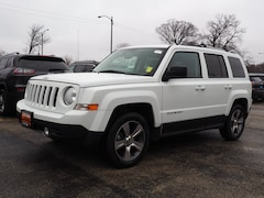 Used 2016 Jeep Patriot Latitude SUV for sale in Chicago