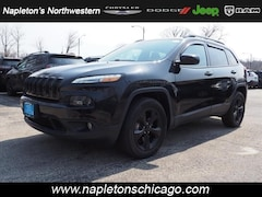 Used 2016 Jeep Cherokee Latitude 4x4 SUV for sale in Chicago