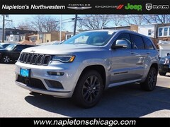 New 2019 Jeep Grand Cherokee HIGH ALTITUDE 4X4 Sport Utility for sale in Chicago