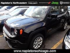 New 2018 Jeep Renegade LATITUDE 4X4 Sport Utility for sale in Chicago