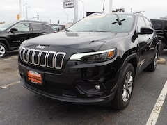 2019 Jeep Cherokee Latitude Plus 4x4 SUV for sale in Chicago