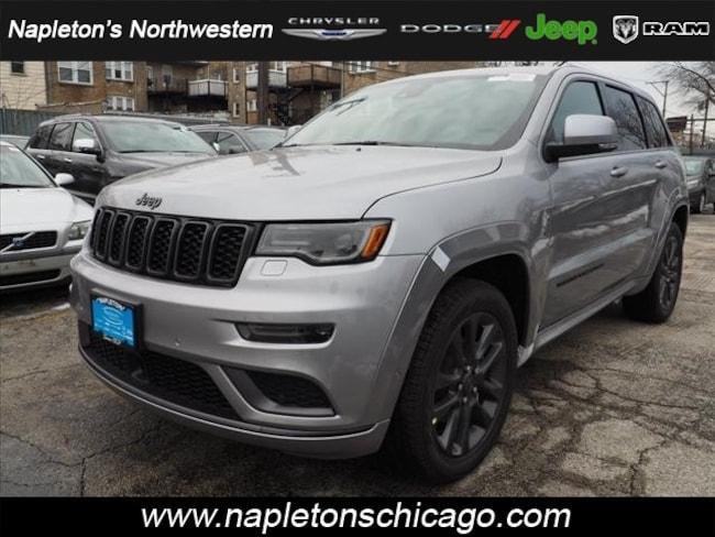2019 Jeep Grand Cherokee HIGH ALTITUDE 4X4 Sport Utility Chicago