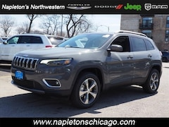 New 2019 Jeep Cherokee LIMITED 4X4 Sport Utility for sale in Chicago