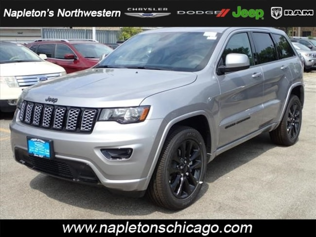 2018 Jeep Grand Cherokee ALTITUDE 4X4 Sport Utility Chicago