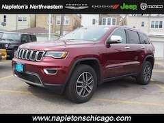 Used 2019 Jeep Grand Cherokee Limited SUV for sale in Chicago