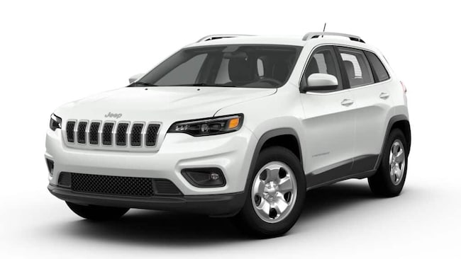2019 Jeep Cherokee LATITUDE 4X4 Sport Utility Chicago