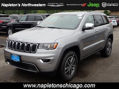 New 2018 Jeep Grand Cherokee LIMITED 4X4 Sport Utility for sale in Chicago
