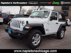 New 2019 Jeep Wrangler for sale in Chicago