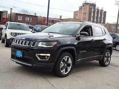 New 2018 Jeep Compass LIMITED 4X4 Sport Utility for sale in Chicago
