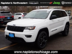 New 2018 Jeep Grand Cherokee UPLAND 4X4 Sport Utility for sale in Chicago