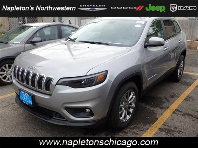 2019 Jeep Cherokee LATITUDE PLUS FWD Sport Utility Chicago