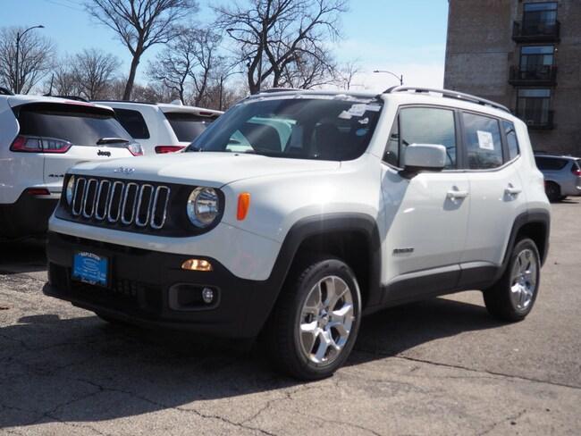 2018 Jeep Renegade LATITUDE 4X4 Sport Utility Chicago