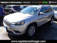 Used 2019 Jeep Cherokee Latitude Plus FWD SUV for sale in Chicago