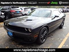 New 2019 Dodge Challenger SXT AWD Coupe for sale in Chicago