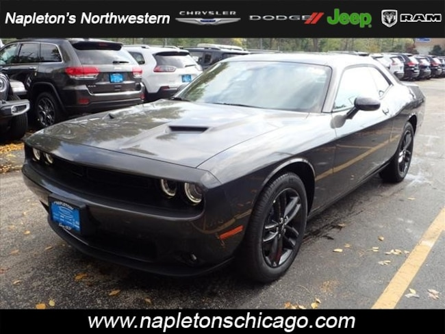2019 Dodge Challenger SXT AWD Coupe Chicago
