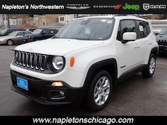 New 2018 Jeep Renegade LATITUDE 4X2 Sport Utility for sale in Chicago