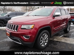 2015 Jeep Grand Cherokee Limited 4x4 SUV for sale in Chicago
