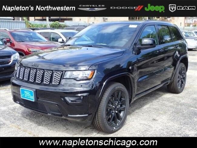 2018 Jeep Grand Cherokee ALTITUDE 4X4 Sport Utility Chicago