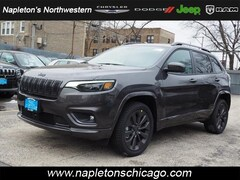 New 2019 Jeep Cherokee HIGH ALTITUDE FWD Sport Utility for sale in Chicago