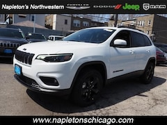 New 2019 Jeep Cherokee for sale in Chicago